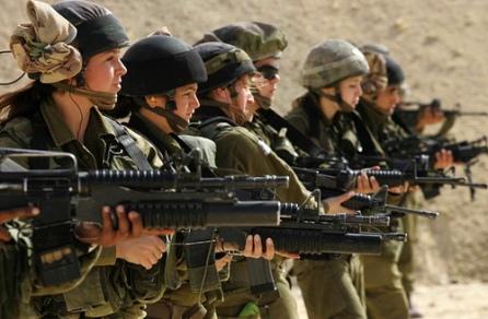 israeli-women-soldiers