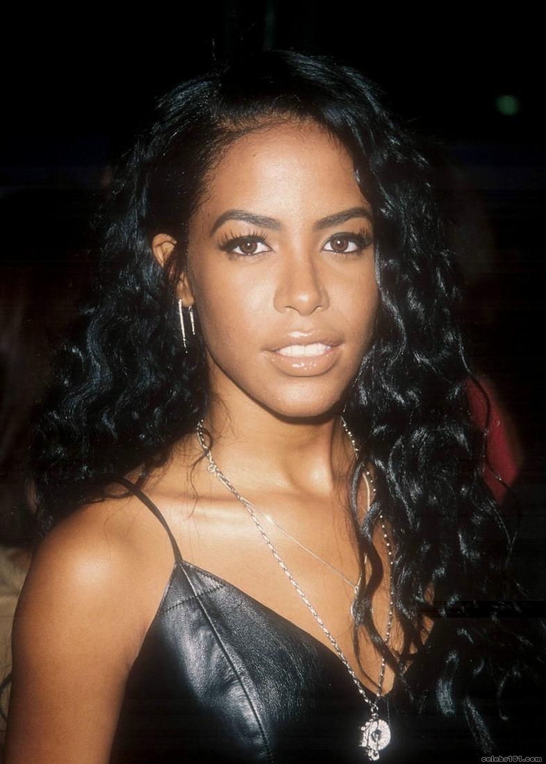 Hacked: Aaliyah Dana Haughton Nude